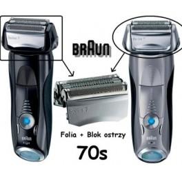 Braun Folia + Nóż 70S 9000 Series 7